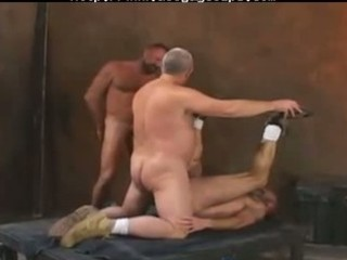 mature dudes into a 3some gay fuck gays gay cum